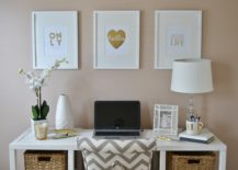 Incorporate-gold-in-your-home-office-through-matching-elements-217x155