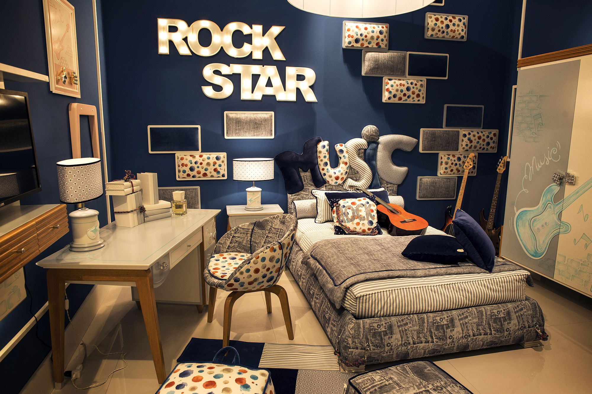 Star Bedroom Furniture 50 Latest Kids Bedroom Decorating And Furniture Ideas