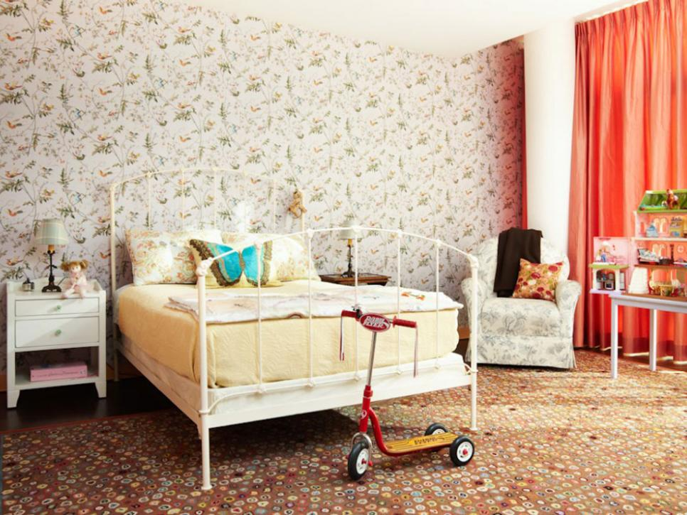 30 vintage kids rooms that stand the test of time for Rooms for kids