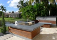 Modern-outdoor-kitchen-with-a-polished-and-cultured-look-217x155
