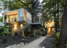 Modern-treehouse-with-a-sleek-look-and-matte-surface-217x155