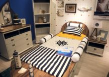 Nautical-style-kids-bedroom-in-blue-and-white-217x155