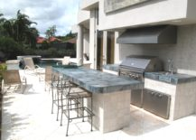 Outdoor-kitchen-with-dynamic-style-and-harmonious-appearance-217x155