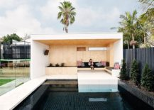 Plywood-clad-bunker-at-the-end-of-the-pool-217x155
