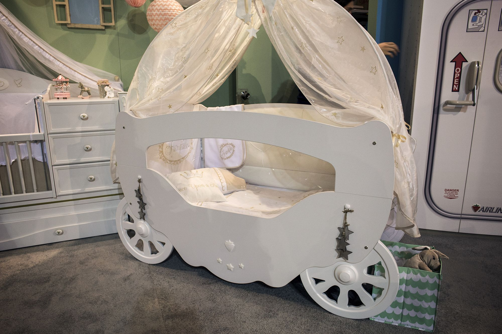 10 Trendy Ideas For A Picture Perfect Dreamy Nursery