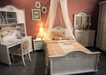 Princess-theme-tween-bedroom-in-pink-and-white-217x155