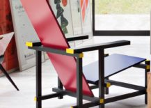 Red and Blue chair I 217x155 De Stijl at 100 and 3 Prototypical Designs