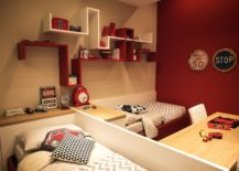 Red-in-the-kids-bedroom-is-an-instant-showstopper-217x155