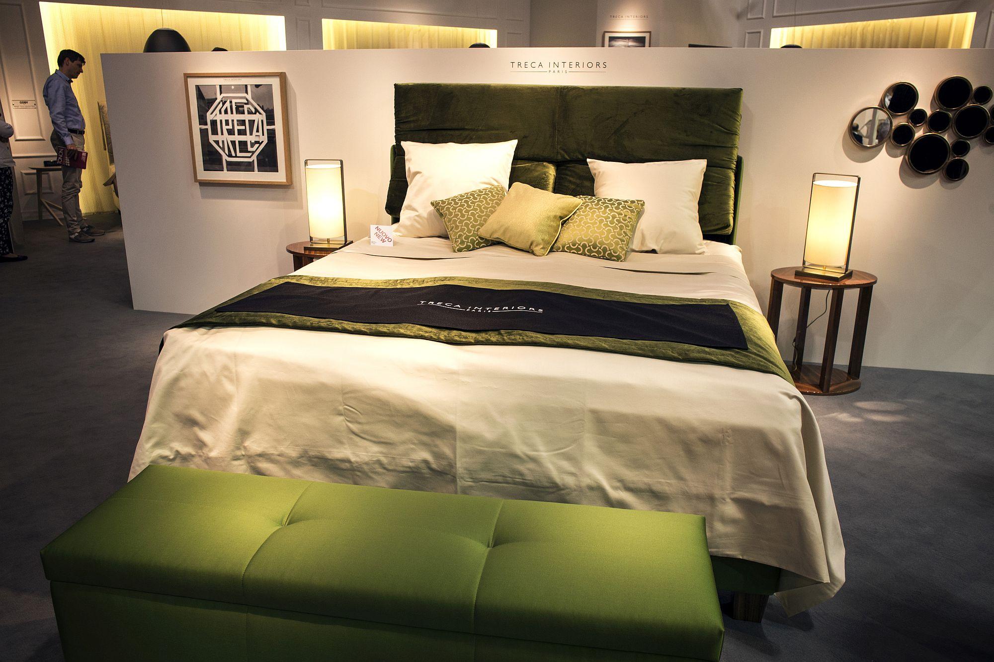 Relaxing modern bedroom inspiration from Treca Interiors