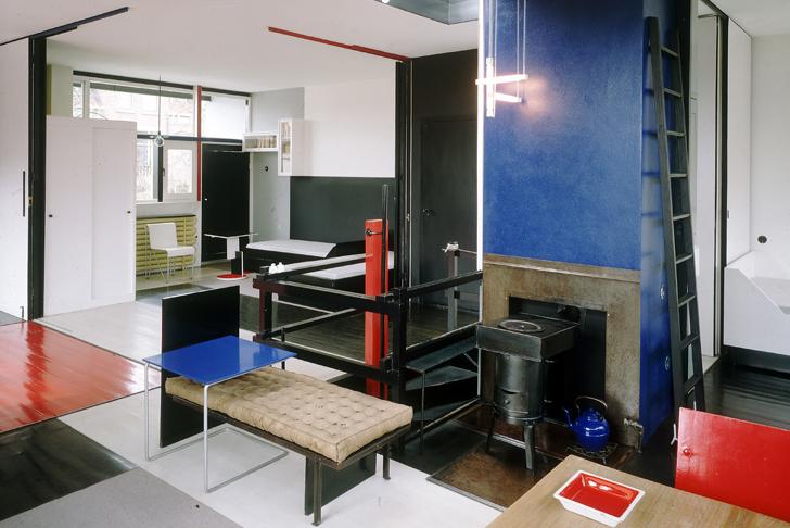 Rietveld-Schröder-House-Interior-I