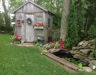 Fairytale Backyards: 30 Magical Garden Sheds