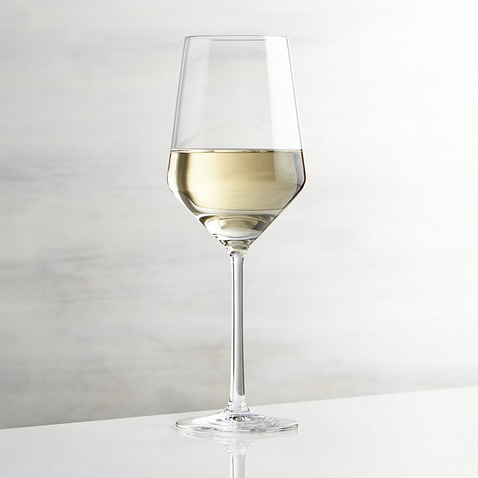 Sculptural-white-wine-glass-1