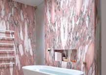 Skylight-bring-natural-light-into-the-bathroom-with-pink-217x155