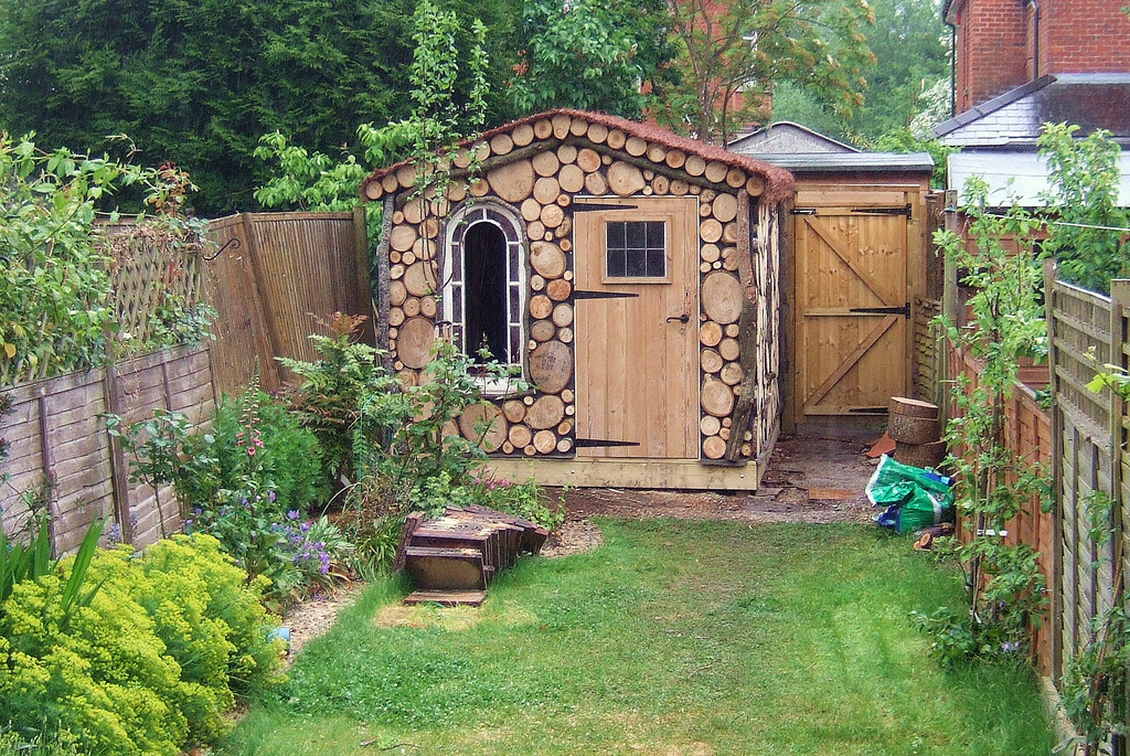 - Fairytale Backyards: 30 Magical Garden Sheds