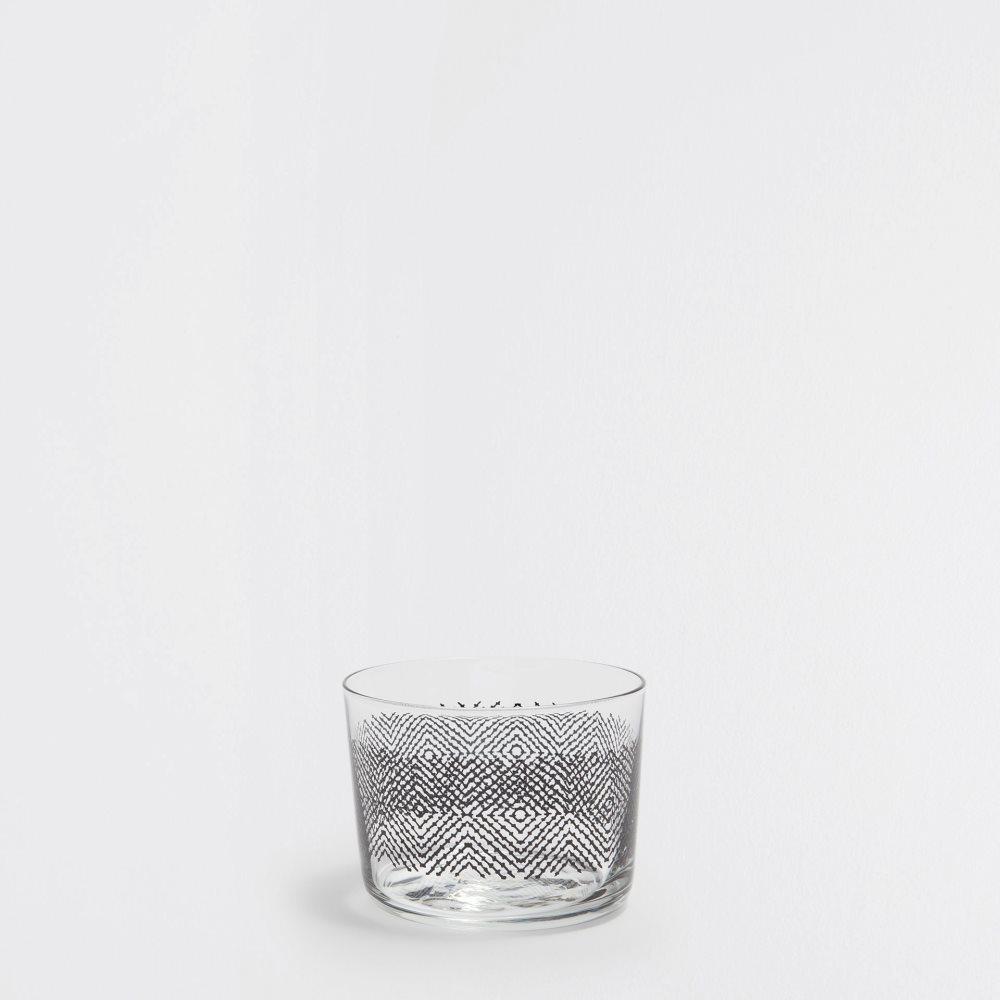 Tribal glassware
