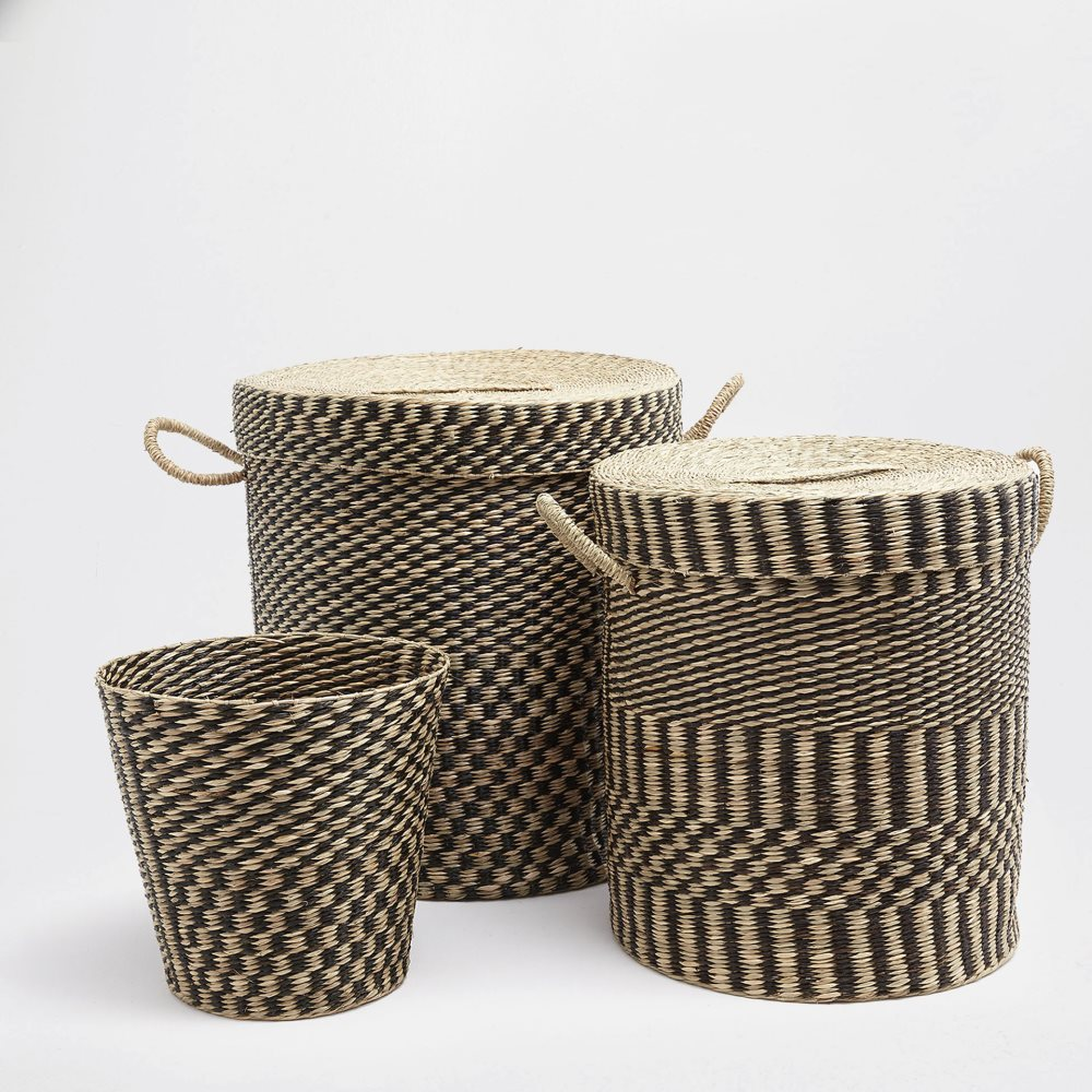 Two-toned baskets from Zara Home