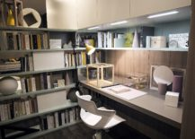 Under-cabinet-LED-lighting-adds-to-the-appeal-of-the-bookshelf-217x155