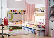 Vintage-furniture-brings-unique-magic-into-a-modern-kids-room--217x155