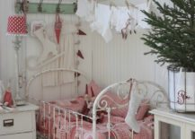 Vintage-kids-room-with-a-mint-and-white-interior--217x155