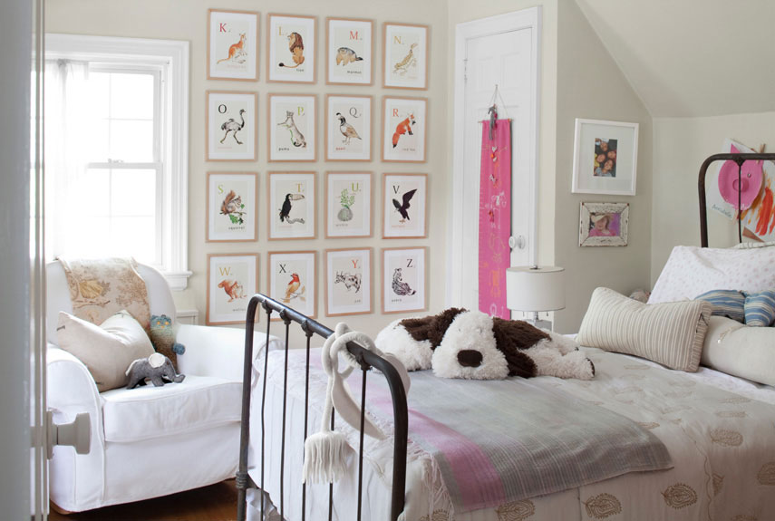 30 vintage kids rooms that stand the test of time Vintage childrens room decor