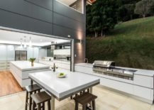 White-and-gray-outdoor-kitchen-with-a-refined-look-217x155