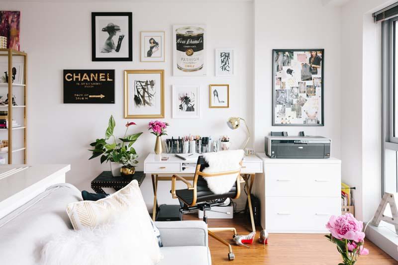 Wenn Ihr Büro Zum Magnetischsten Raum Des Hauses Wird, Können Sie Sich Auf  Dem Weg Zum Großen Erfolg Befinden!