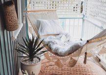 A-chic-hammock-on-a-boho-balcony--217x155
