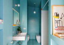 A-narrow-turquoise-bathroom--217x155