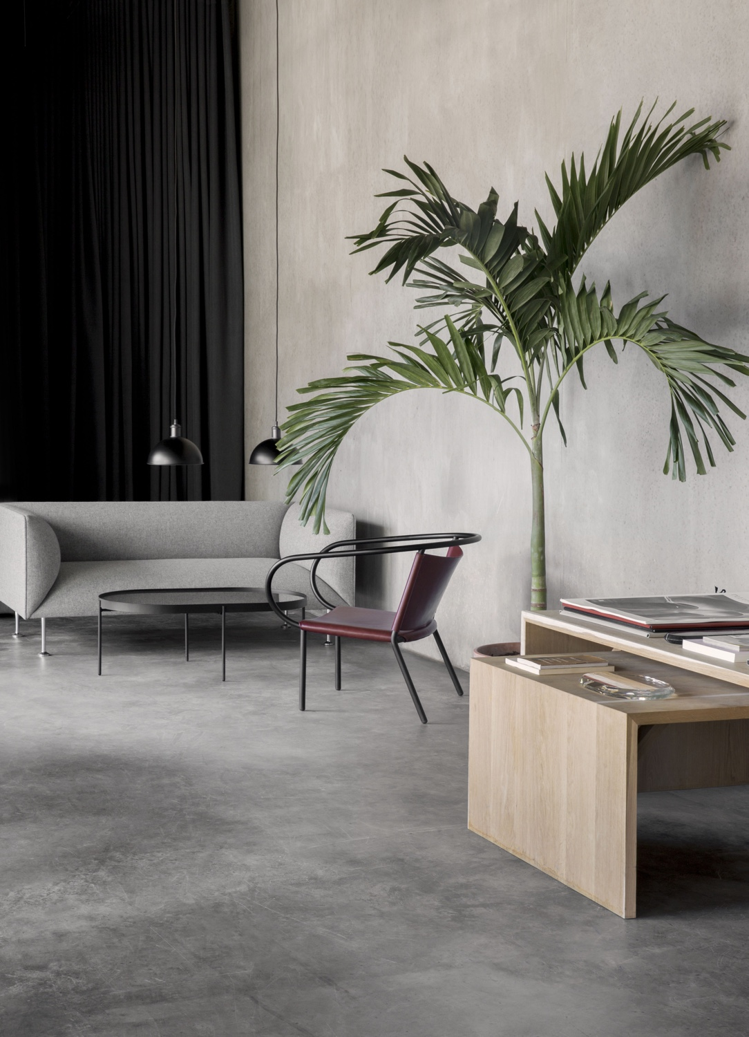 Afteroom lounge chair by Afteroom