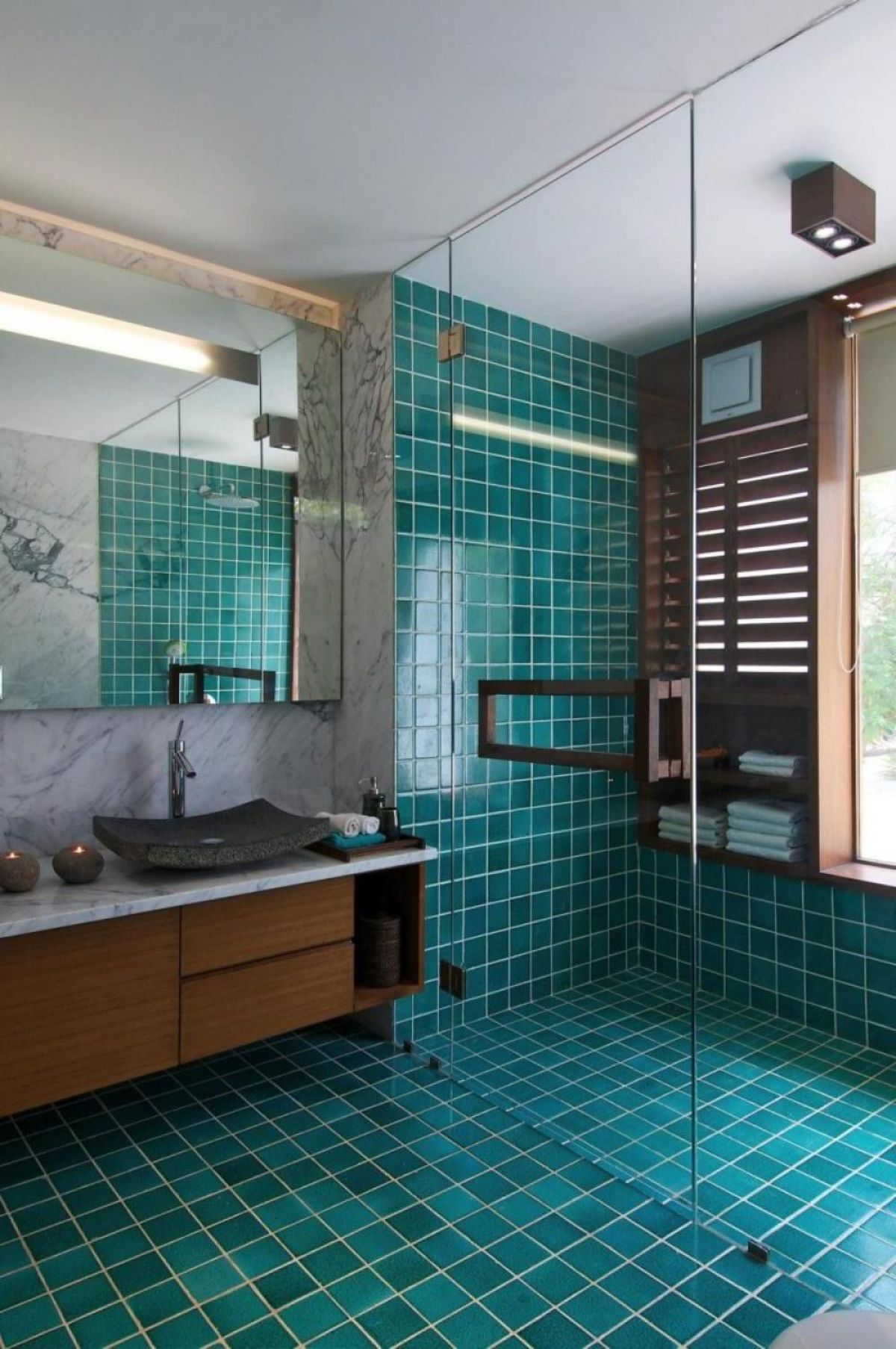 turquoise tiles bathroom turquoise bathrooms timeless and captivating interior 14838