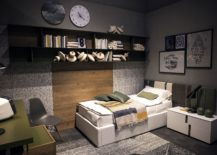 Bed-in-the-corner-frees-up-space-in-the-small-bedroom-217x155