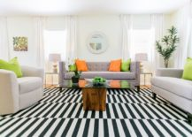Big-monochrome-rug-as-the-most-dominant-decor-piece-in-the-living-room-217x155