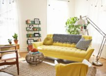 Bright-yellow-sofa-makes-the-living-room-feel-inviting--217x155