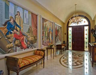 Grand Revival: 15 Splendid Entryways that Bring Back Victorian Charm!