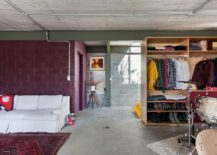 Colorful-cement-blocks-and-open-wardrobe-for-the-bedroom-217x155