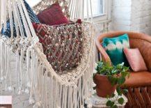 Comfortable-white-bohemian-hammock-chair--217x155