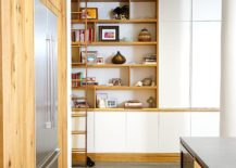 Contemporary-kitchen-with-ample-shelving-next-to-it-217x155