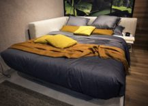 Dual headboard corner bed for the tiny bedroom 217x155 12 Space Savvy Ideas for the Small Modern bedroom