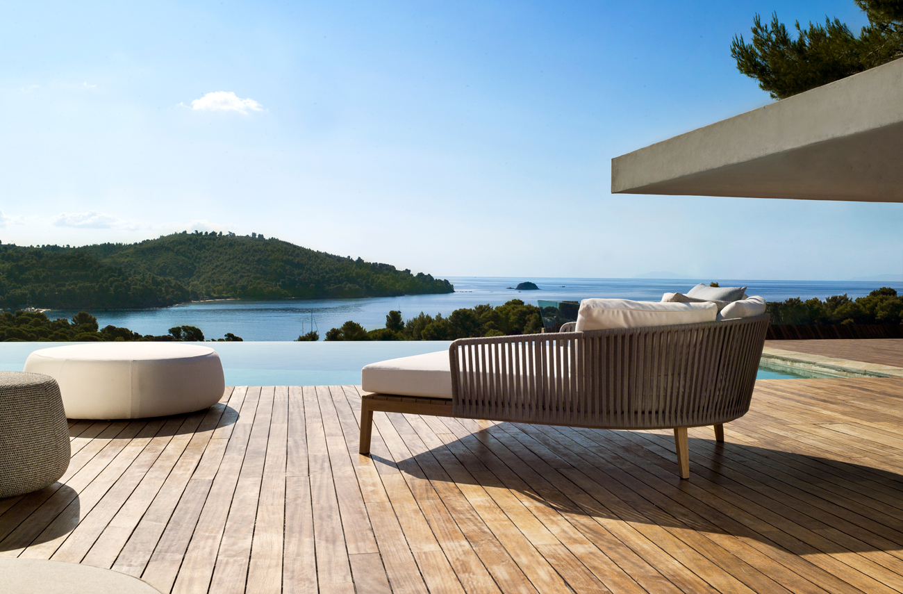 Durable and luxurious outdoor decor collection – Mood