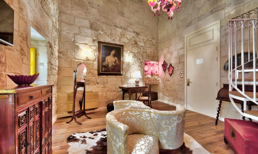 Dream Luxury Boutique Hotel Unveils Maltese Magic Laced with Oriental Touches