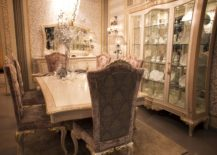 Fabulous-cabinet-with-glass-doors-and-mirror-bring-sparkle-to-the-dining-room-217x155