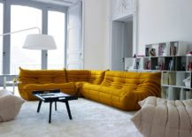Gold-yellow-sofa-is-the-highlight-of-the-room-217x155