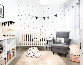 Exploring the Elegance and Minimalism of Monochrome Nurseries