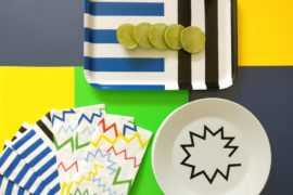Three Unique Collections of Modern Party Supplies