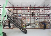 Industrial-style-sheling-in-red-for-the-innovative-Groos-store-217x155