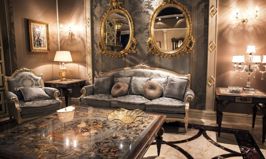 Reflecting Your Style 25 Trendy Mirrors That Dazzle And Delight