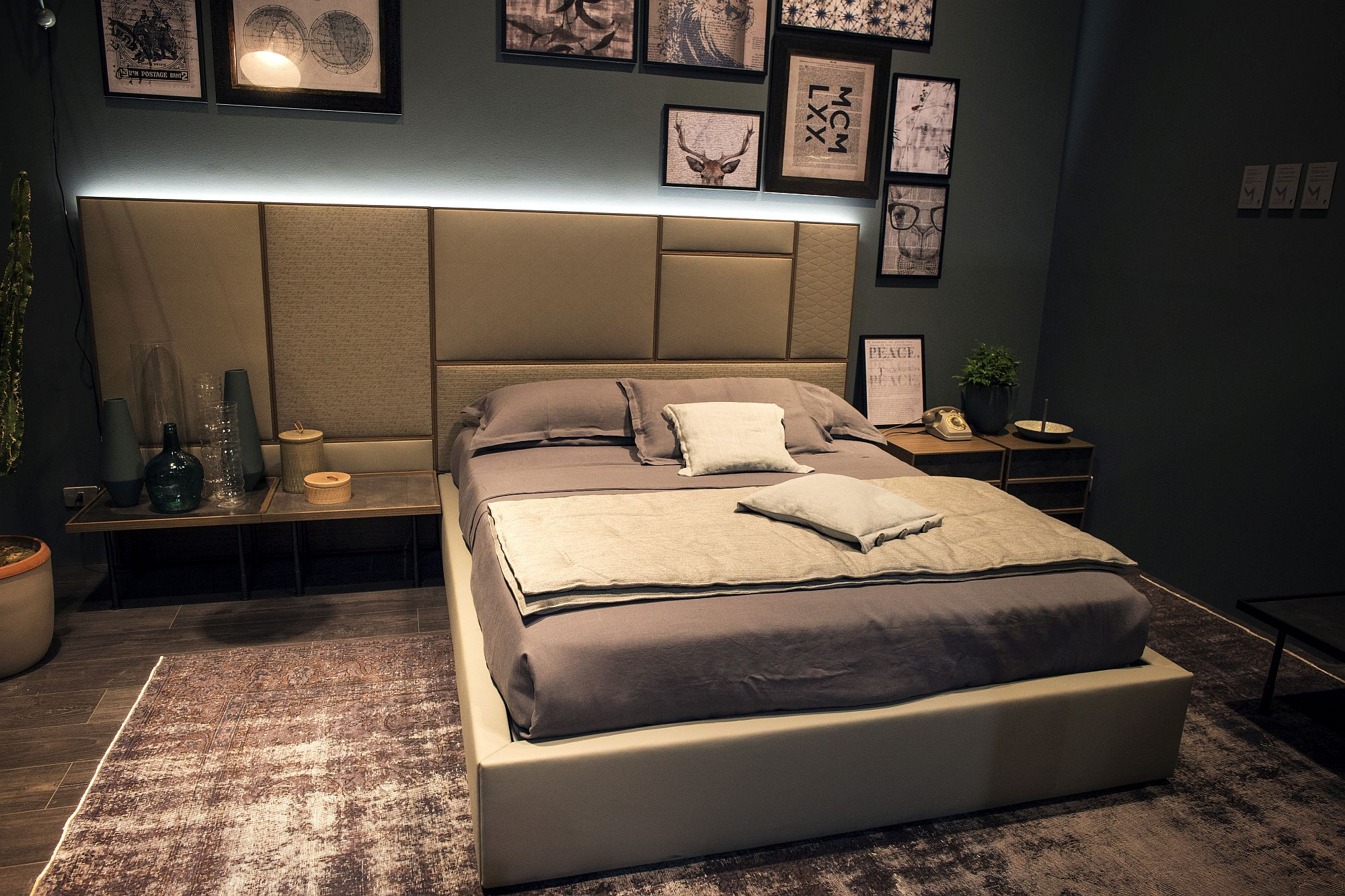 12 Space Savvy Ideas For The Small Modern Bedroom