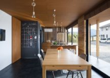 Kitchen-and-dining-area-of-the-Japanese-home-with-cedar-ceiling-217x155