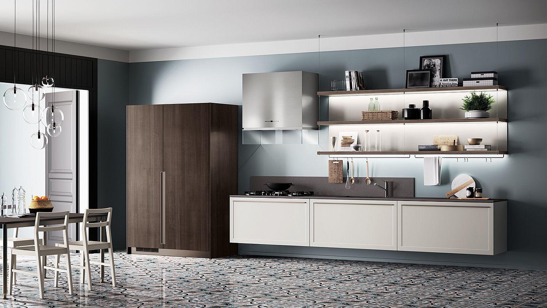 LED-lighting-and-smart-floating-shelves-for-the-slim-modern-kitchen