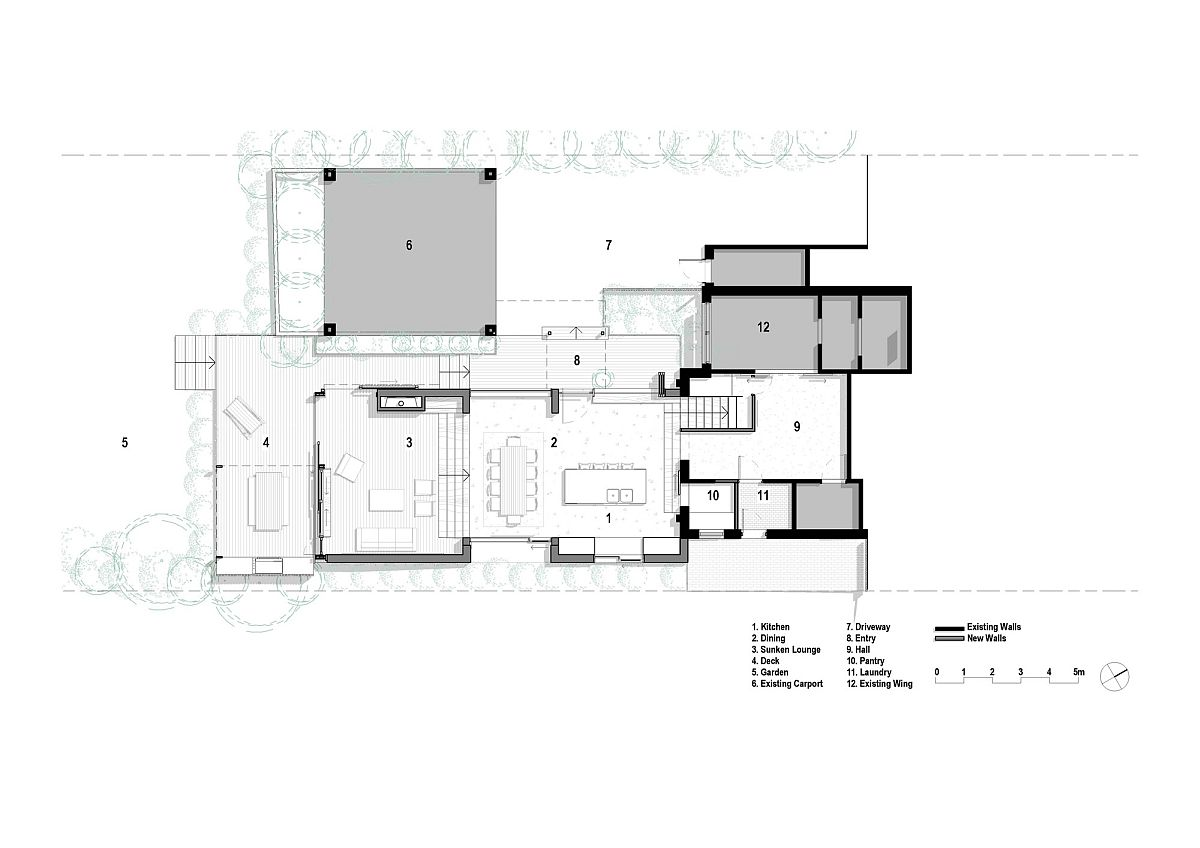 Lower-level-floor-plan-of-the-dk-House